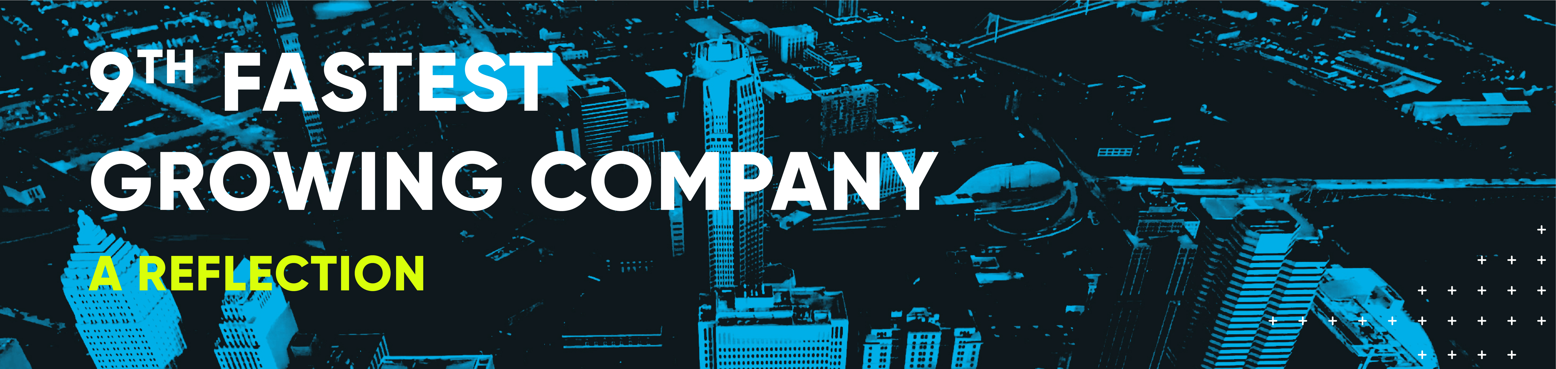 Reflection: Sparq Ranked 9th Fastest Growing Pittsburgh Company